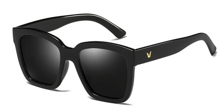 2e453469455 New GM Polarized Sunglasses Men S Big Frame Square Vintage Sunglasses Women  Of 2018 Star The Same Type Of Driving Glasses Suncloud Sunglasses Foster  Grant ...