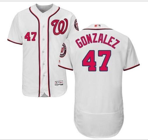 f49a5238a custom Men s women youth Washington Nationals Jersey  47 Gio Gonzalez 31  Max Scherzer 37 Stephen Strasburg 7 Trea Turner Baseball Jerseys