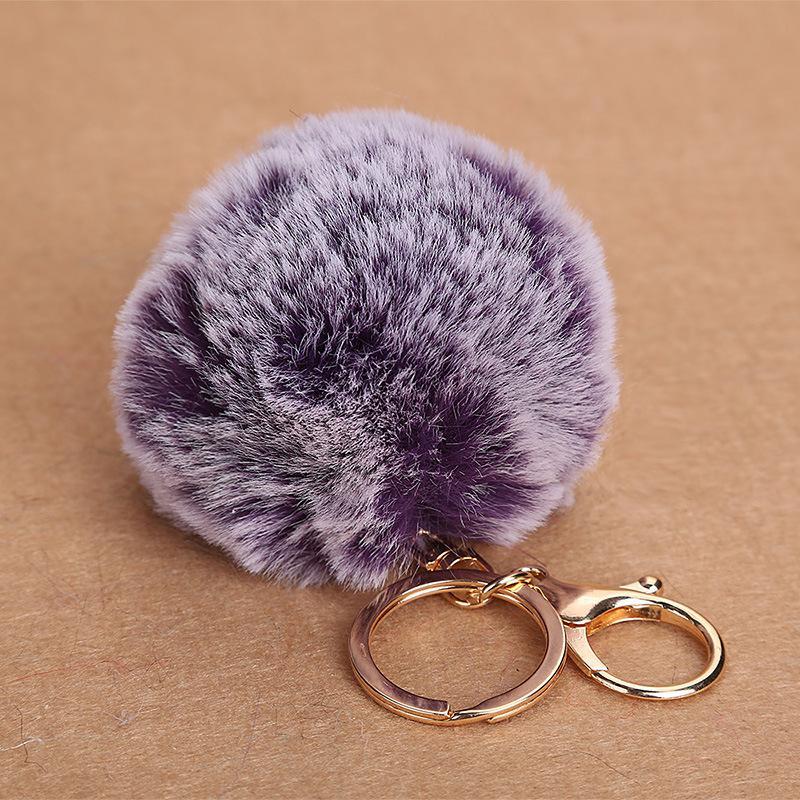 New Fake Rabbit Fur Ball Keychains For Women Girls Fluffy Ball Handbags  Pendant Key Holder Porte Clef Pompom Keyholder Cool Keychains From  Bensimmons 4b9011cfdf