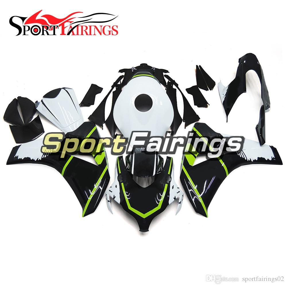 Fairings For Honda 2008 2009 2010 2011 CBR1000RR Year CBR1000 RR 08 - 11 Black White Injection ABS Plastic Body Kit Hulls Cowlings New Hulls