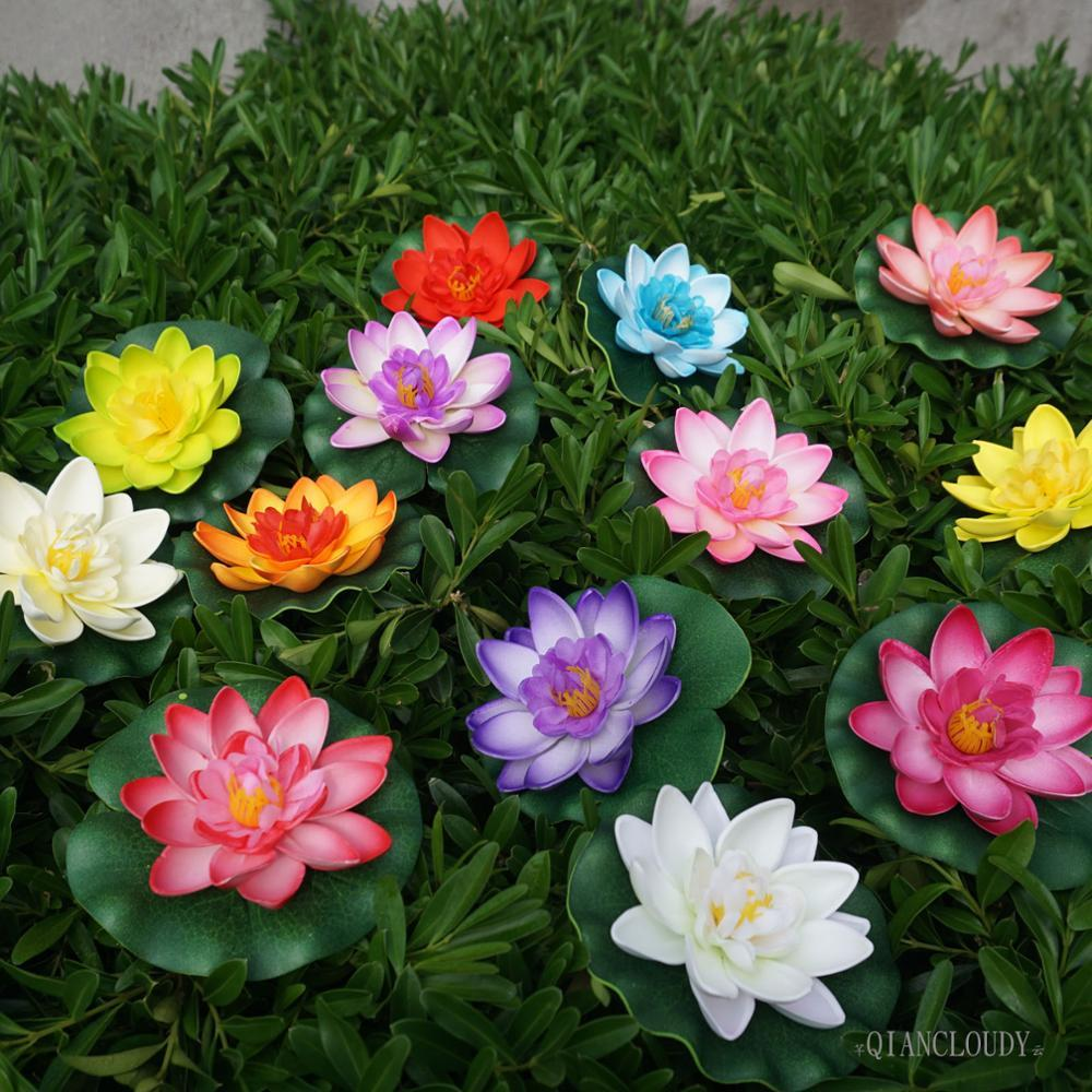 2018 Decorations Artificial Dried Artificial Fake Pond Waterproof