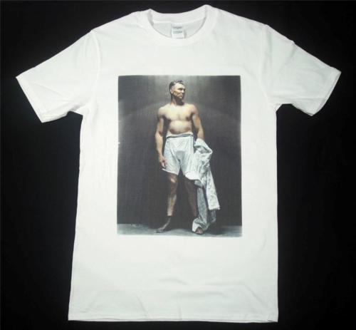 7f15996992b Jack Dempsey White T Shirt Size S XXXL Retro Vintage Boxing Mayweather  Tyson Ali Mens Funny T Shirts Buy Shirts From Bikeshirts