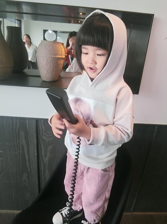dfcd52764 Girl Cloth Sweater Korean Children s Garment Children Dresses ...