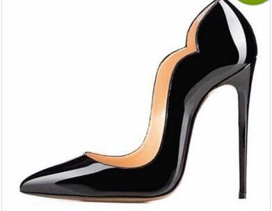 7a86a1cc12e Fashion Women Pumps Womens Red Bottom Shoes Brand High Heels ...