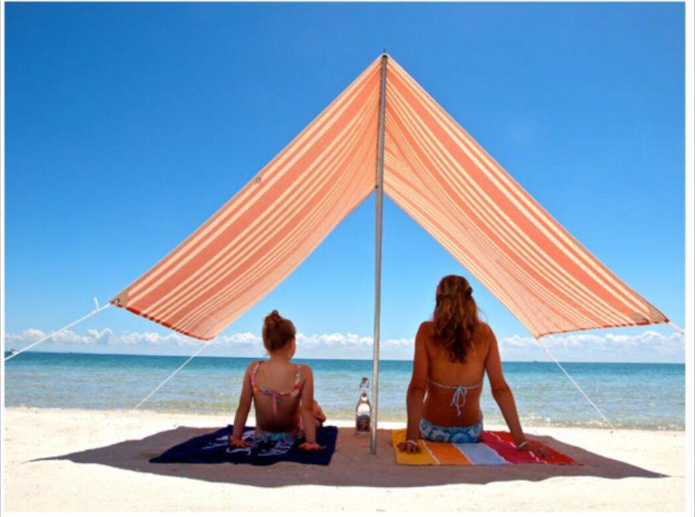 Tenda da spiaggia caratteristiche per scegliere quella perfetta