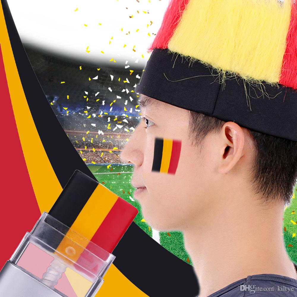 Satın Al Toptan Avrupa Kupası Futbol Maç Futbol Hayranları Için 3 In