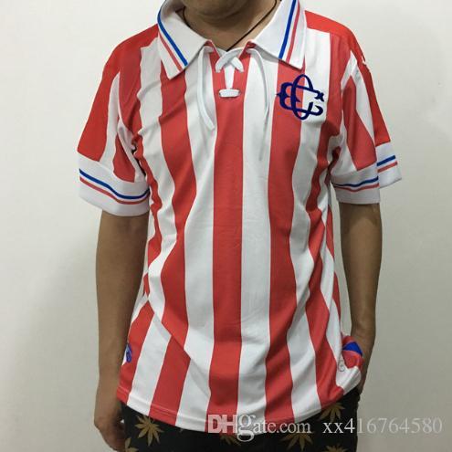 new concept ac269 10aca 110 Chivas Guadalajara soccer jersey Chivas Vintage 110 Rayadas classic  retro football shirts S-2XL