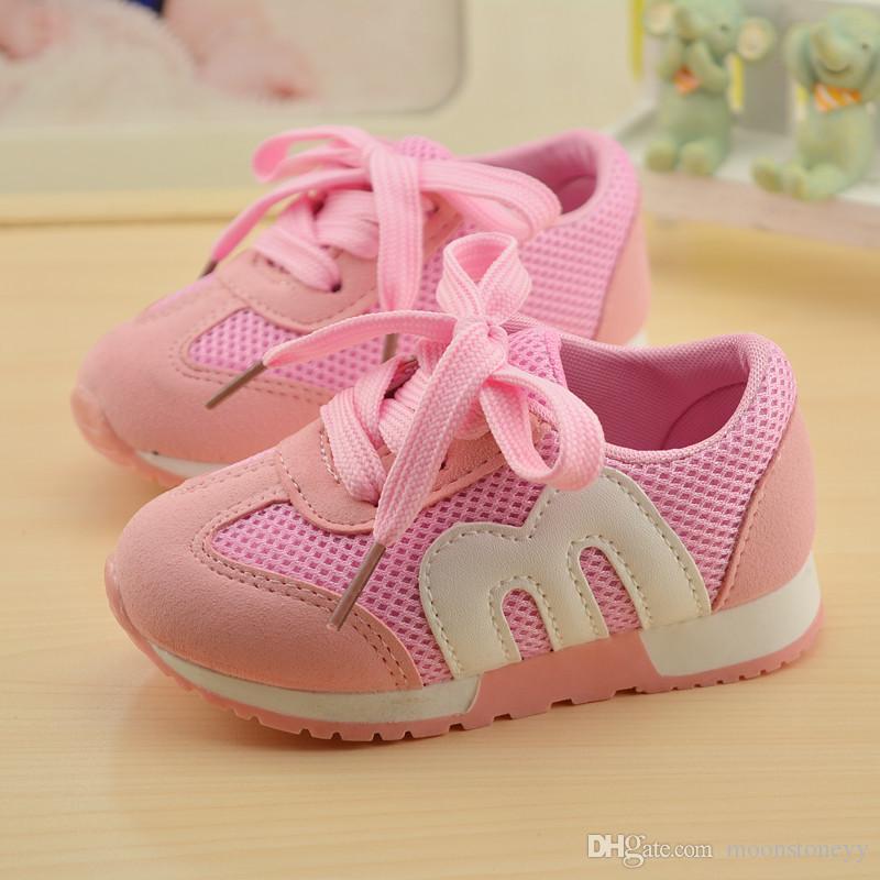 Bébé Garçons Filles Sport Chaussures Enfants Acheter YUwBHq