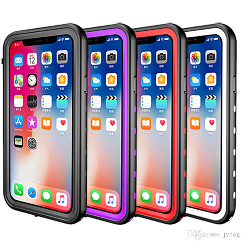 iphone xs case screen protector