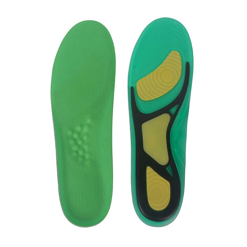 24a45e1ca8 2019 Silicone Insole New Foreign Trade Male Lady Foot Arch Massage  Breathable Shock Absorber Insole From Zhjxxq, $11.96 | DHgate.Com