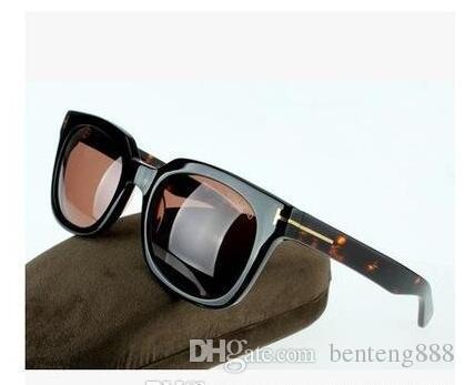 7e168c4239 Compre Gafas De Sol De Alta Calidad Nueva Moda 211 Tom Gafas De Sol Fore  Hombre Mujer Erika Gafas Ford Diseñador De Marca Gafas De Sol Con Caja  Original A ...