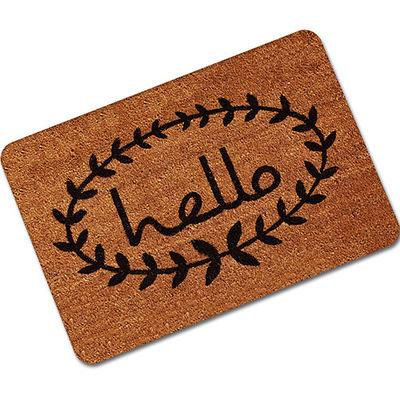 Merveilleux Modern Rubber Floor Home Front Door Entry Welcome Mat Carpet Outdoor Funny  Doormat For Entrance Door Anti Slip Bedroom Rug Tuftex Carpet Shaw Carpets  From ...
