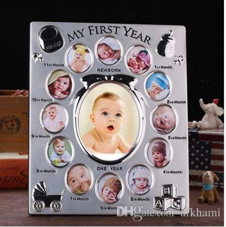 2019 My First Year Baby Gift Kids Birthday Gift Home Family