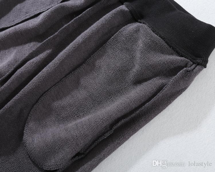 Neue Außenhandel Flut Karte Camouflage Nachtlicht Hosen Männer Casual Hosen Jugend Mode Sport Shorts