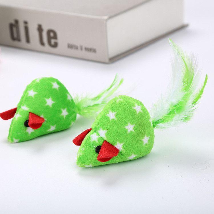 Hot 5 CM Stile Weiche Weihnachten maus Kissen Kissen Sofa Plüschtier Puppe maus Kissen Puppen spielzeug T1I403