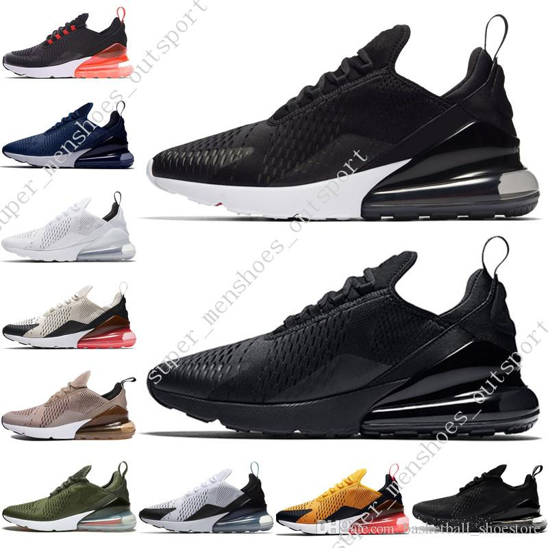 Cheap 270 Bruce Lee Teal Triple Black White Brown Medium Olive Navy Blue  Photo Blue Mens Running Shoes for Men Trainer Sport Sneakers Women Casual f43ae34e1