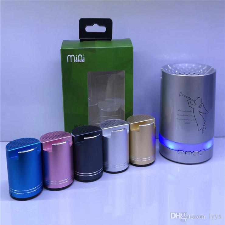 Hot High-end Quality Wireless Portable Bluetooth Speaker 360 Mini Music Player Outdoor Speaker, The Best Sound Quality, Super Bass