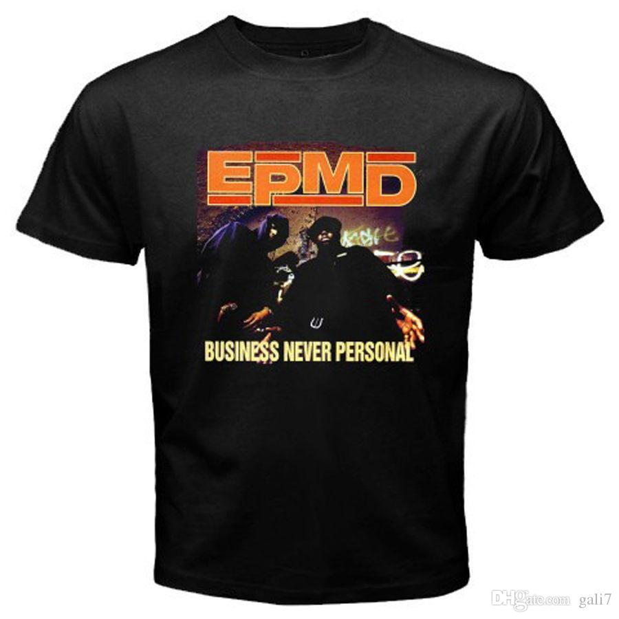 3c273121 EPMD Business Never Personal Rap Hip Hop Music Men'S Tee Shirt Unisex More  Size And Colors Unique T Shirts Cheap T Shirts Online From Gali7, $12.69   DHgate.