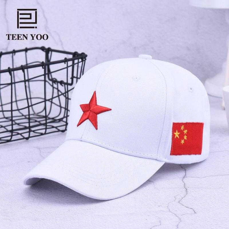 High Quality Fashion Pentagram Embroidery Baseball Cap Adult Unisex  Casquette De Baseball Hommes Snapback Caps Casual Dad Hat Ball Caps Fitted  Caps From ... 0bcf970ae26