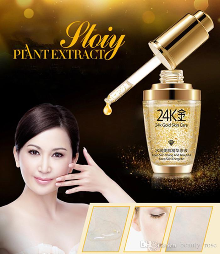 شحن مجاني bioaqua 24 كيلو الذهب الوجه كريم ترطيب 24 كيلو الذهب يوم كريم مرطب للنساء الوجه العناية بالبشرة epacket مجانية