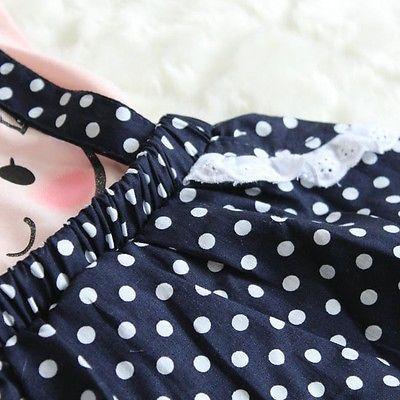 Hot Sell 2016 Summer Children Baby Girls Princess Dress One-Pieces Bow Polka Dot Dress Kids Girl Dresses