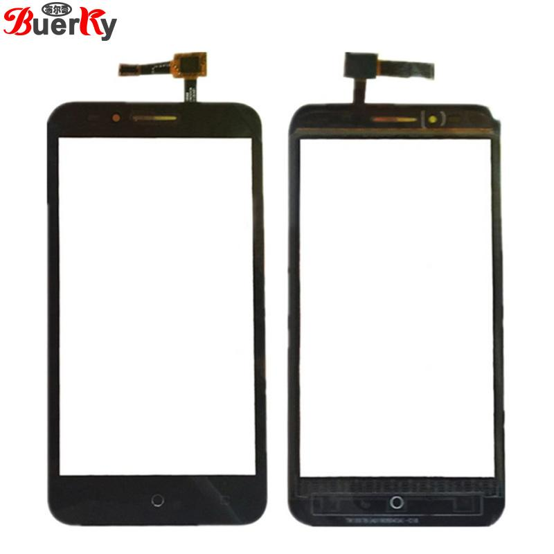 BKparts 100% New For Alcatel One Touch Go Play OT7048 7048X 7048D Touch  Screen Panel Glass Lens Digitizer Replacement