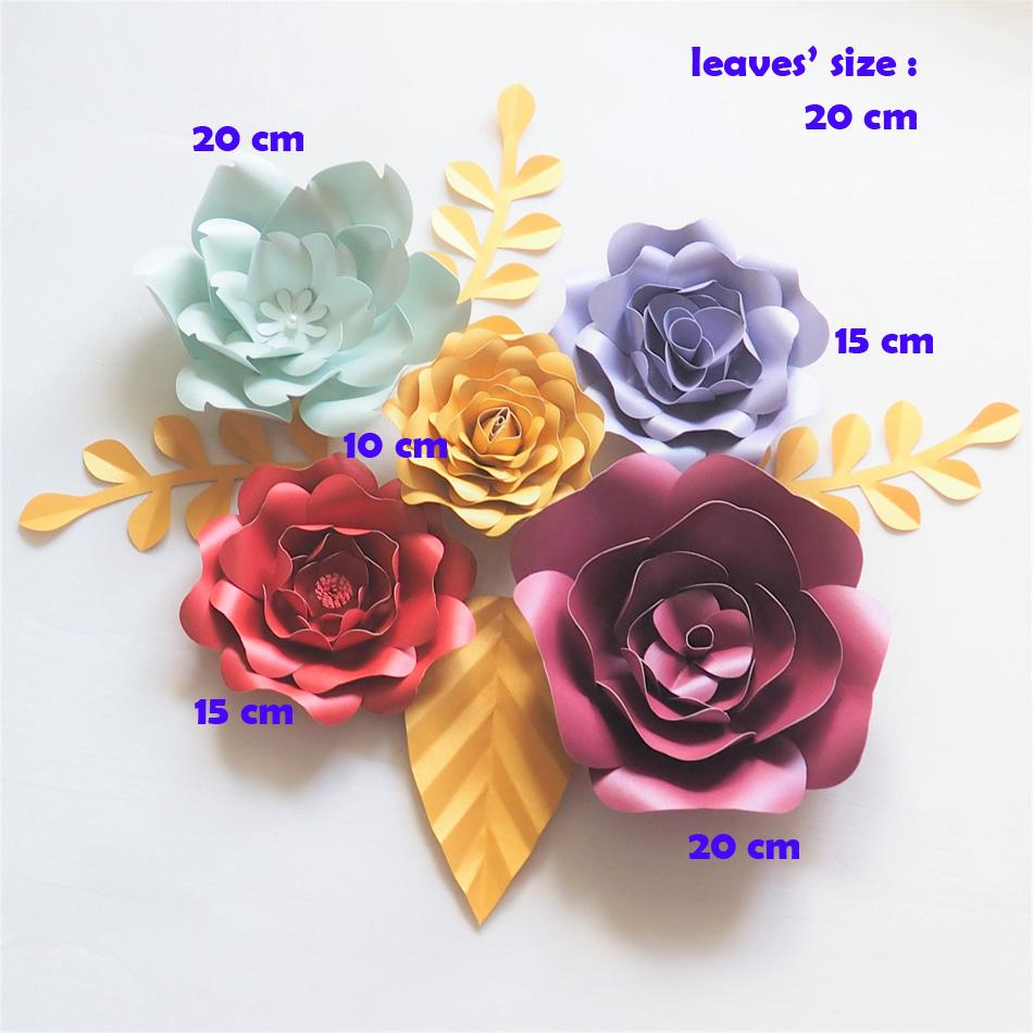 2018 craft supplies artificial flowers paper flower leaves wall for 2018 craft supplies artificial flowers paper flower leaves wall for wedding party deco home decoration video diy from diyunicornflowers 2011 dhgate mightylinksfo