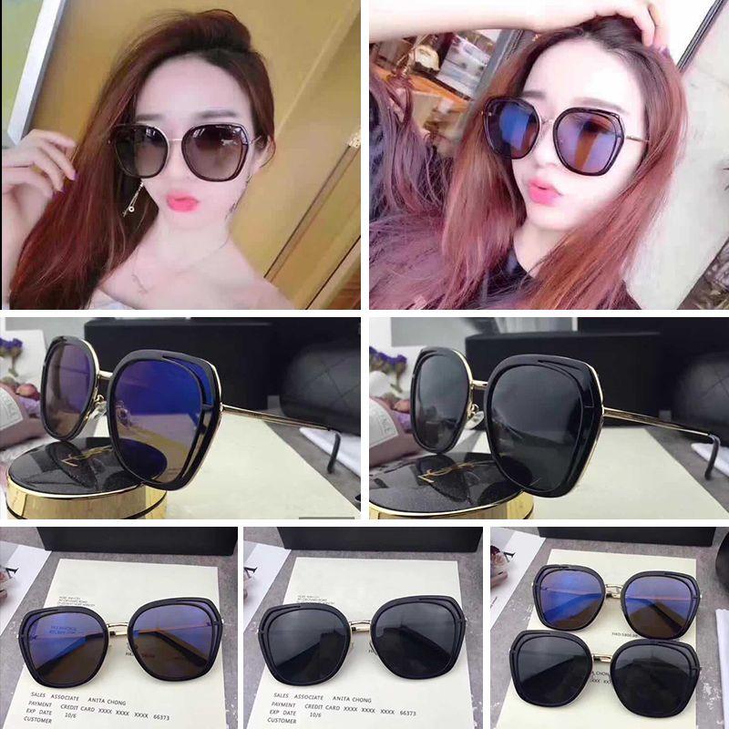 a803c4770d7c Popular Fashion Designer Women Sunglasses 00044 Model Full Frame Simple  Style Top Quality Uv400 Protection Eyewear With Original Box Sunglasses For  Men ...