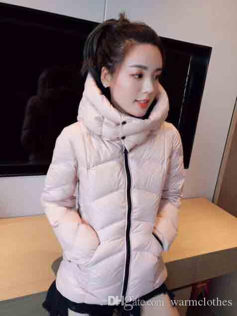 5d2469e8e22b New Winter Down Jacket Luxury Can Be Removed Fur Zipper Parker Long ...