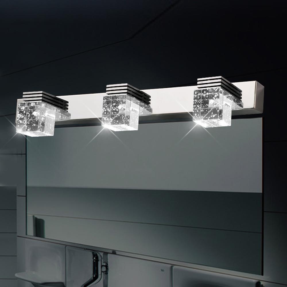 Großhandel Moderne K9 Kristall LED Badezimmer Schrank ...