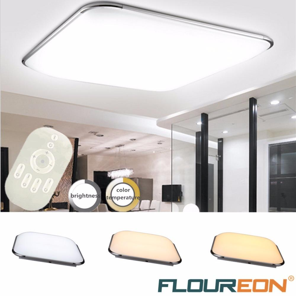 2019 Floureon 24w Led Ceiling Light 2 4g Wireless Remote Control