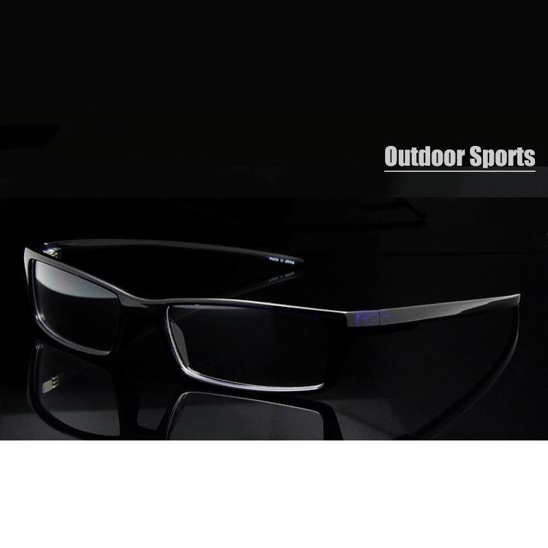 4879f86838 2019 SORBERN Slim RX Glasses TR90 Flexible Prescription Eyeglasses Frame Men  Rectangular Spectacle Frame Clear Lens Glasses From Strips