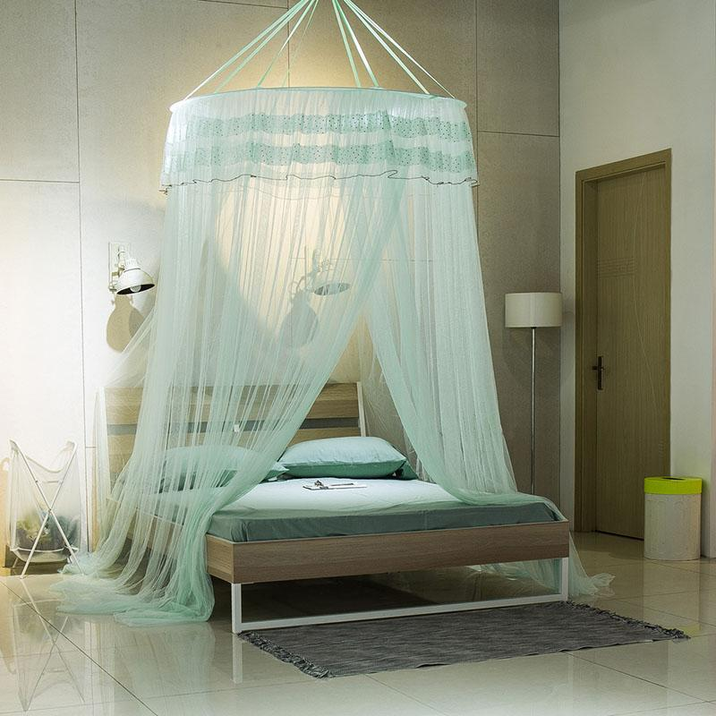 Mosquito Bed Net Hung Dome Mosquito Net For Double Bed Queen Size