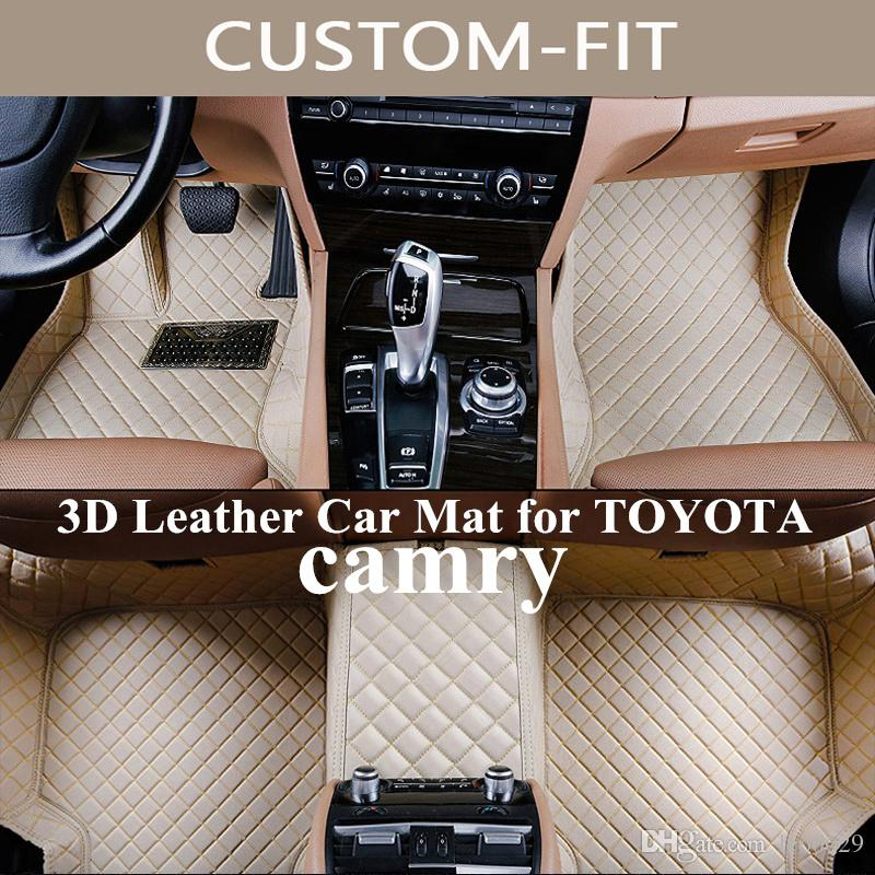 Toyota Camry Accessories >> 2019 Custom Car Floor Mats For Toyota Camry 2004 2007 2008 2009 2014