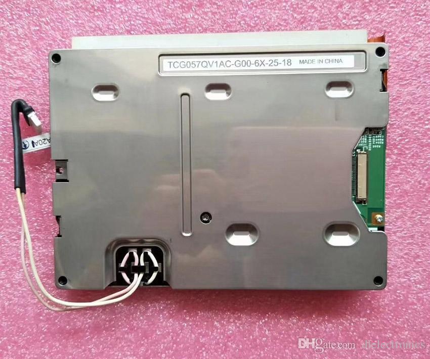 TCG057QV1AC-G00 TCG057QV1AC G00 TCG057QV1AC-G10 PAINEL DE EXIBIÇÃO DA TELA DO LCD de 4X vendas profissionais do lcd para a tela industrial