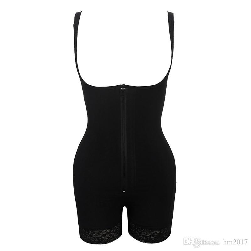 Slimming Underwear Bodysuit Mulheres Lingerie Butt Lifter Hot Shaper Potenciador Shapewear Corpo Shaping Modelagem Alças