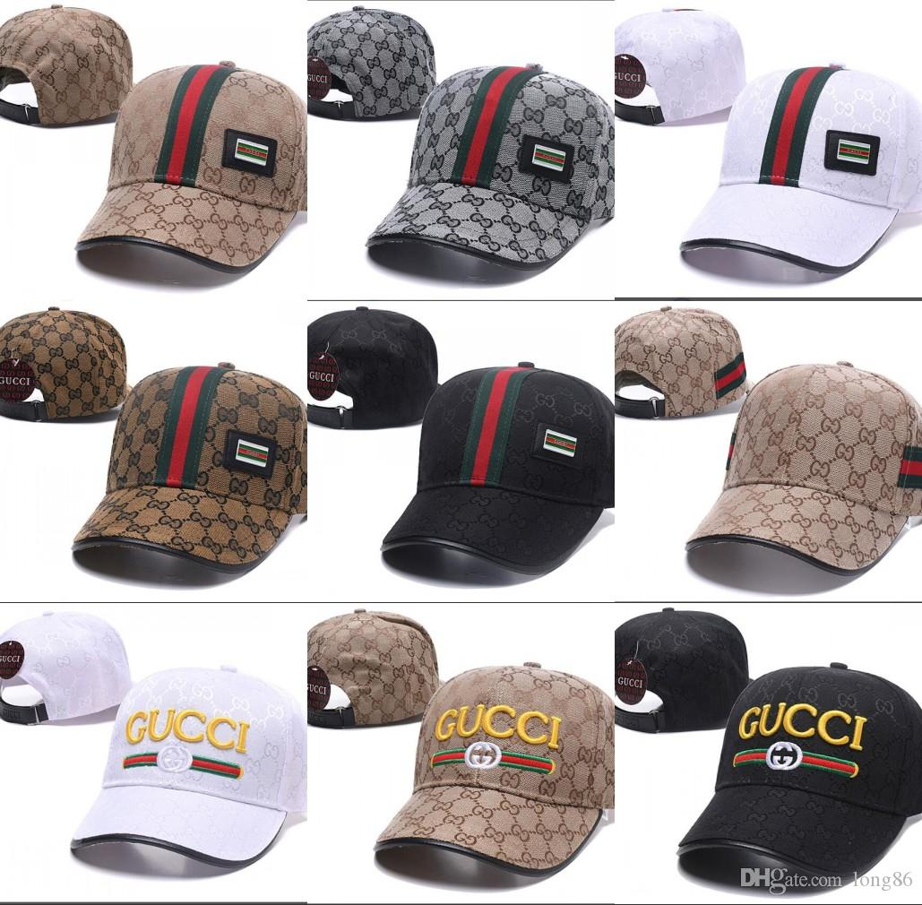 40299f619ee 2019 New Brand Mens Designer Snapback Hats Baseball Caps Luxury Lady  Fashion Hat Autumn Trucker Casquette Women Leisure Cap Dropshipping Ball  Cap Wholesale ...