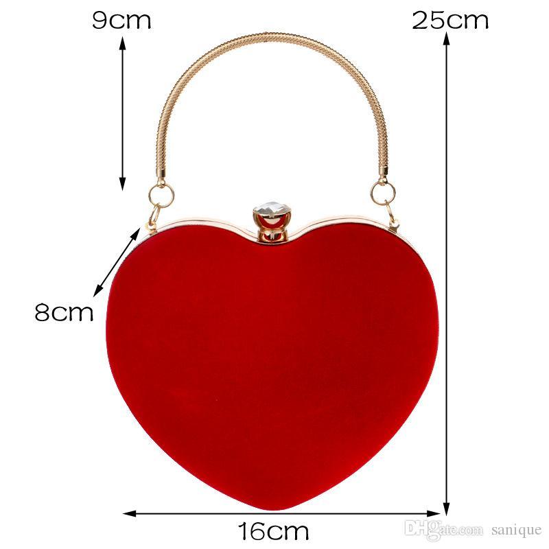 2018 sacs de mariée bon marché chaud avec chaîne femme mariage soirée de bal fille sac à main sacs à bandoulière sacs d'embrayage