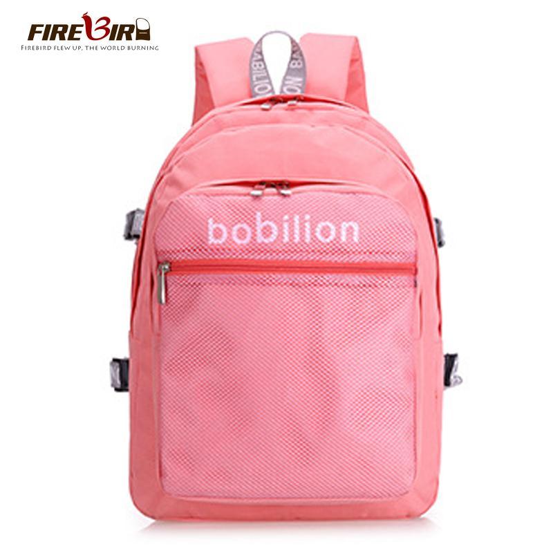 8031c7f98986 Unisex Men Women Laptop Backpack Multi Layer Zip Pocket Backpack Waterproof  School Bags For Teenage Girls Bagpack Rugzak FN821 Travel Backpack Cute ...