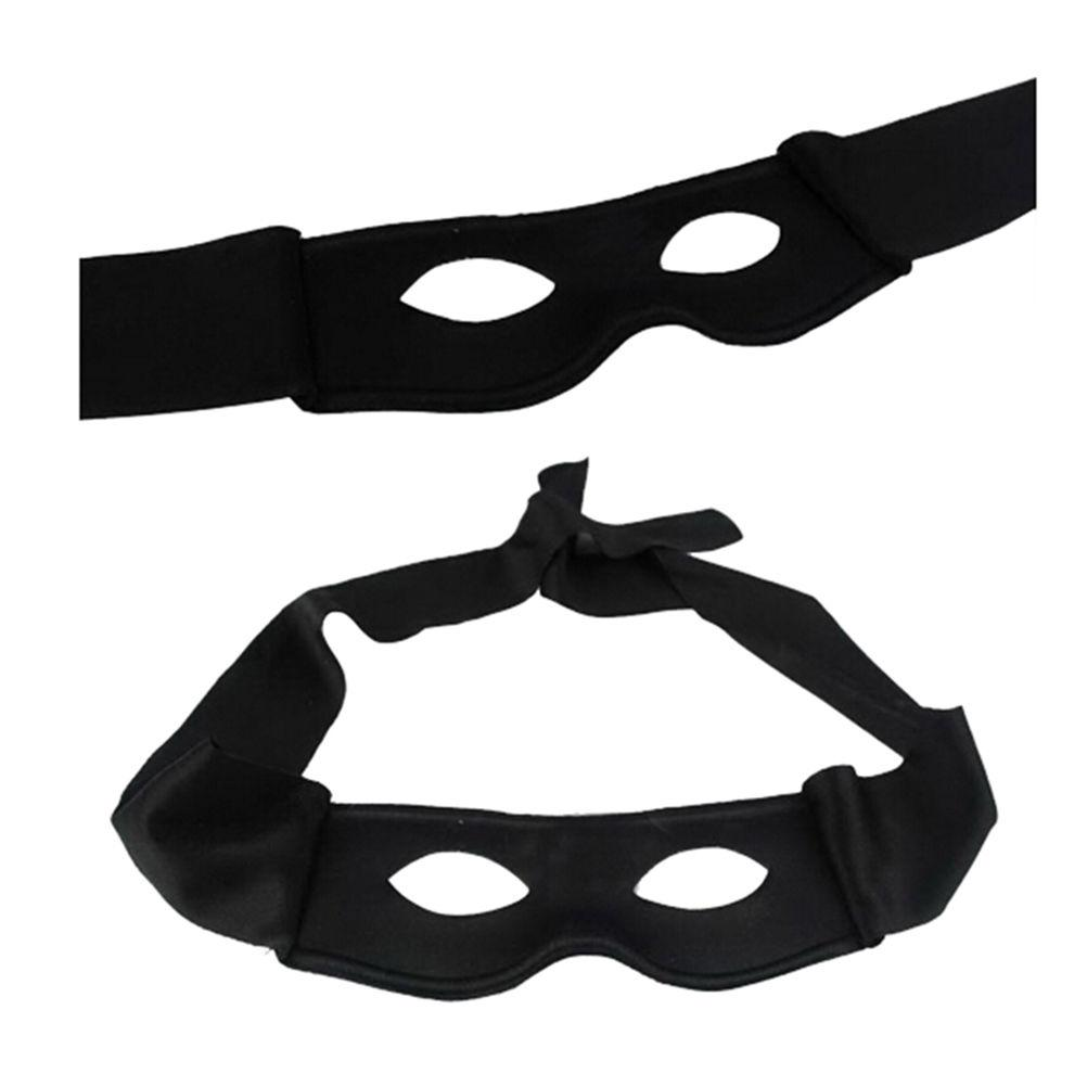 newly red black party mask halloween supplies adult men women
