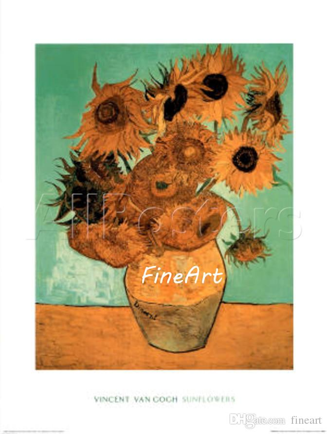 2019 Hand Painted Good Quality Vincent Van Gogh Famous Paintings