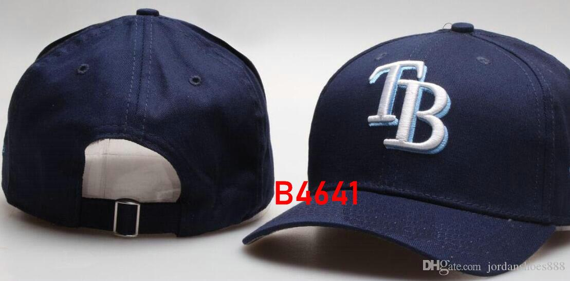New Brand Tampa Bay Cap Hip Hop TB Hat Strapback Men Women Baseball Caps  Snapback Solid Cotton Bone European American Fashion Hats Design Your Own  Hat Make ... 2fb41050a5