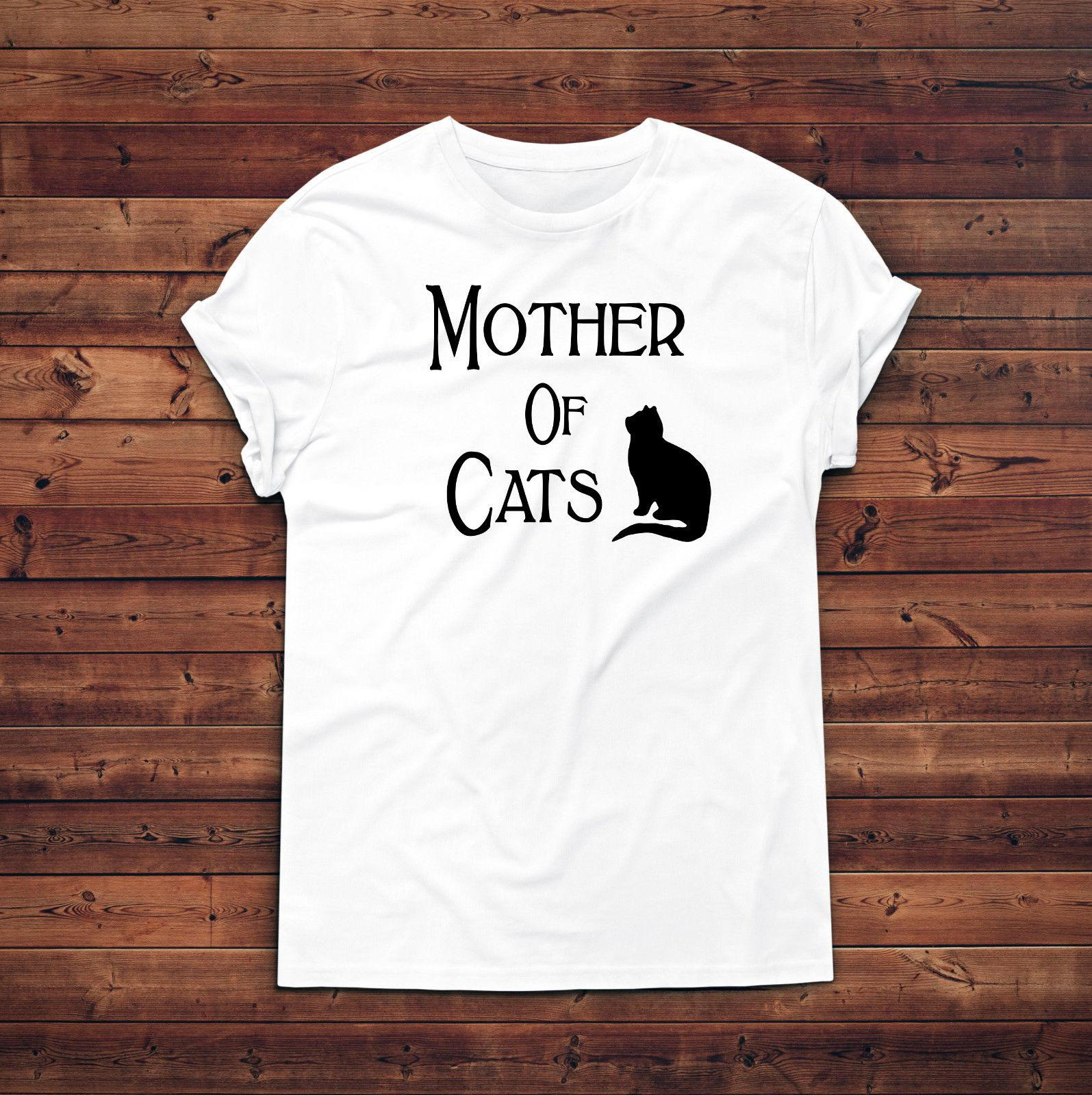 6232375cab8 Mother Of Cats T Shirt