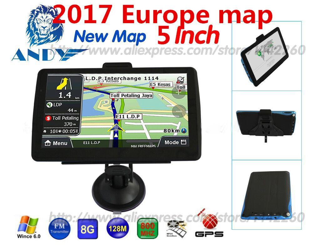 Oriana 5 inch gps navigation,CPU800,FM,DDR128M 8GB,Russian Czech Hebrew  Bulgarian Polish Spanish,Navitel(RU UKR BLR KAZ),car gps