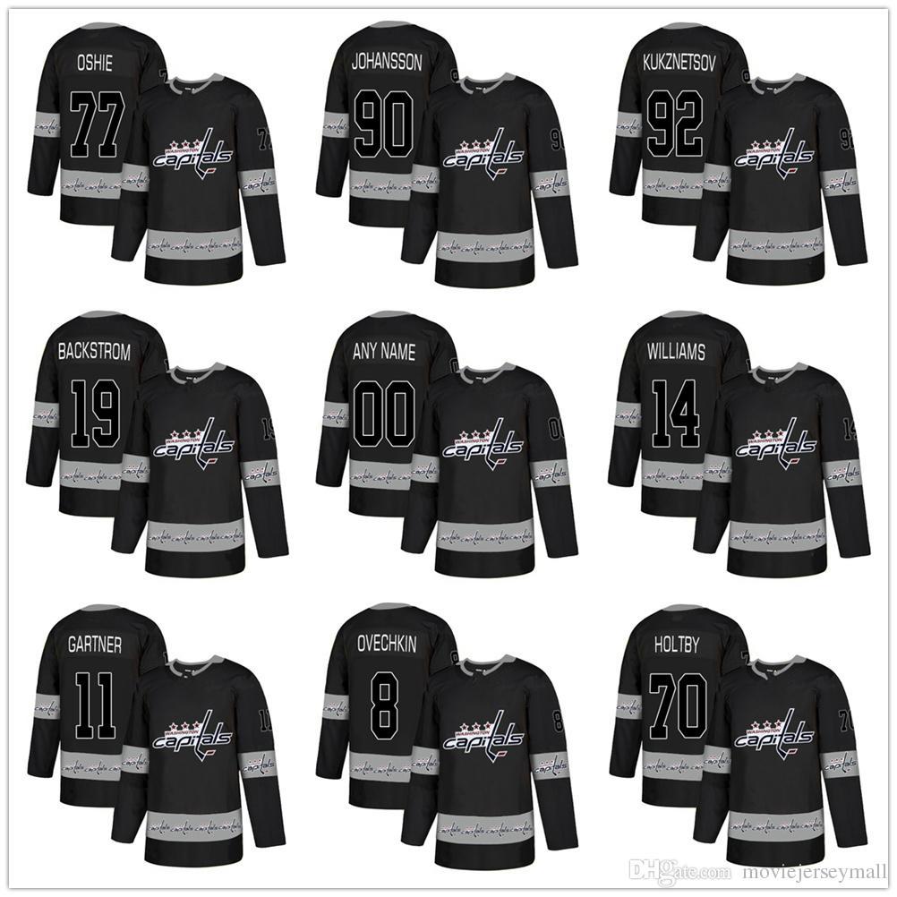 2019 2019 Washington Capitals Jersey 8 Alex Ovechkin 19 Nicklas Backstrom  Jerseys 77 TJ Oshie 92 Evgeny Kuznetsov 70 Braden Holtby Hockey Jersey From  ... 871ba590bfc5e