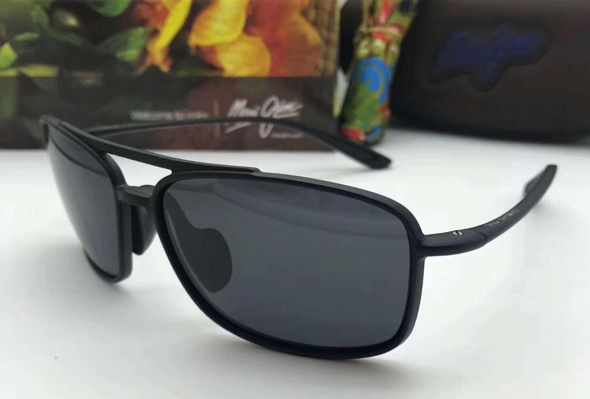 ae9349ca30c Luxury Brand Designer Maui Jim 437 Hookipa Sunglasses MJ437 Men ...