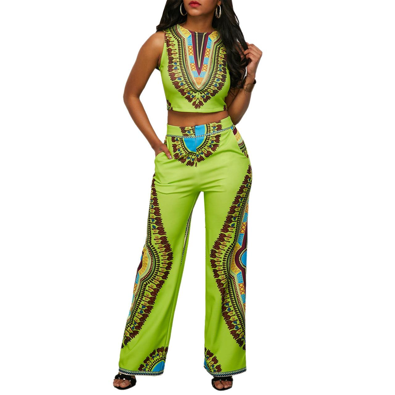 Outfits for Women Pants Sets Two Piece Summer Set Elegant F2934 ... f99ccaab4a