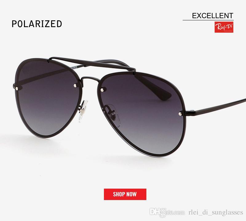 8c0de98194 Luxury Cat Eye Aviation Sunglasses Women Brand Designer Polarized Mirror  Sun Glasses Women Couple Sunglasses Vintage Reflective Gafas Reflective Lens  ...