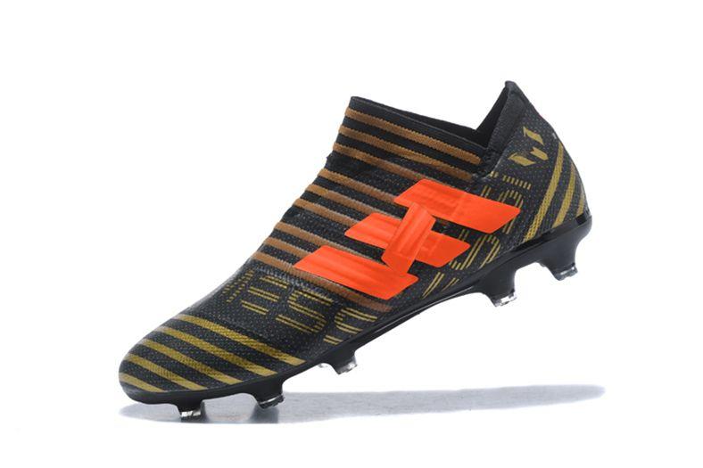 separation shoes e49e4 3e007 Nemeziz Messi 17.1 Calzado De Fútbol Para Hombre 17.1 Fg Calzado De Fútbol  High Quality Laceless 360 Agility Youth Calzado De Fútbol Para Aire Libre  Size39 ...