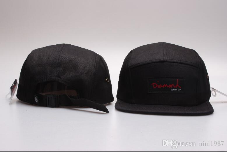 높은 품질 다크 다이아몬드 Snapbacks 5 패널 캡 스포츠 팀 조정 스냅 돌아 가기 모자 캡 Wholeslae 판매에 남성 모자 저렴한 스냅 백 모자
